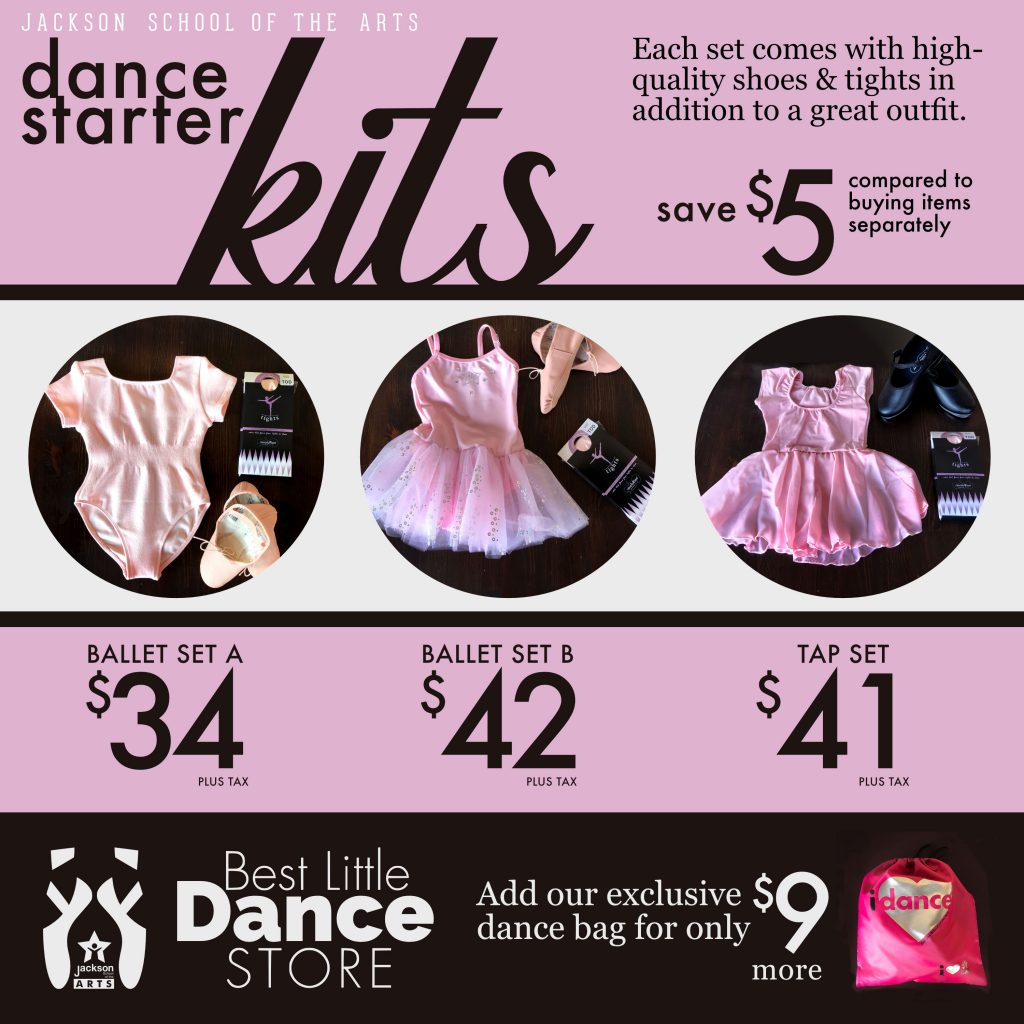 Dance Jackson School Of The Arts Two Step Diagrams Shoes For Tiniest Dancer To Leotards And Tights Specialty Items Your Purchase Also Supports Our Programs Children We Serve