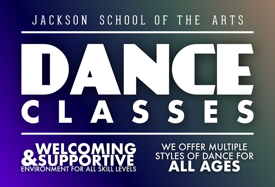 Dance Classes - Multiple Styles for All Ages